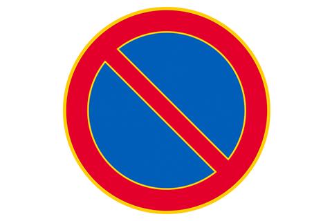 Pysäköinti Liikennemerkit
